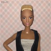 Leather & Ruffles Doll & Fashions - Tall