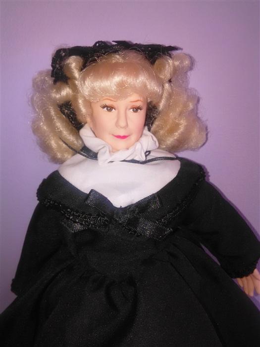 Кукла Miss Pittypat portrait doll