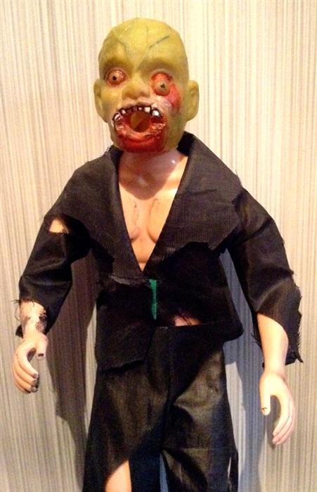 Кукла Zombie