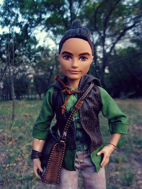 Кукла Тэнра