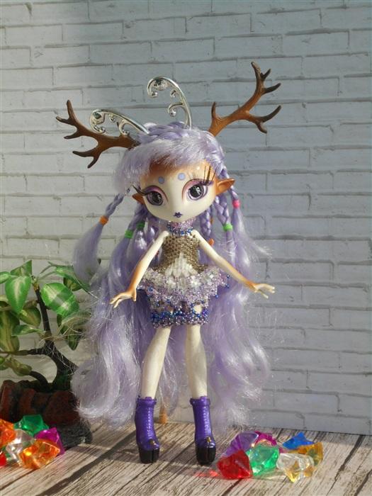 Кукла ВэнДи