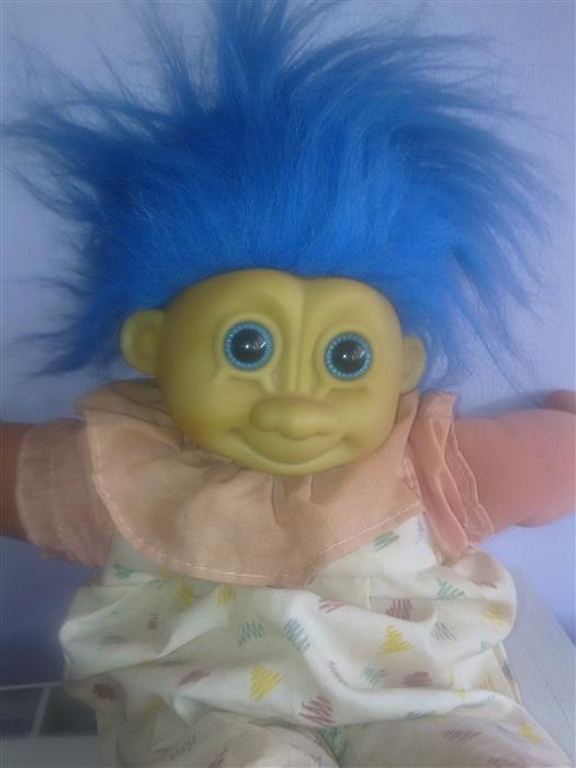 Кукла Тролль-капустеныш