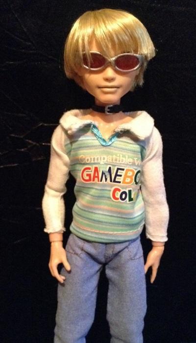 Кукла Rion
