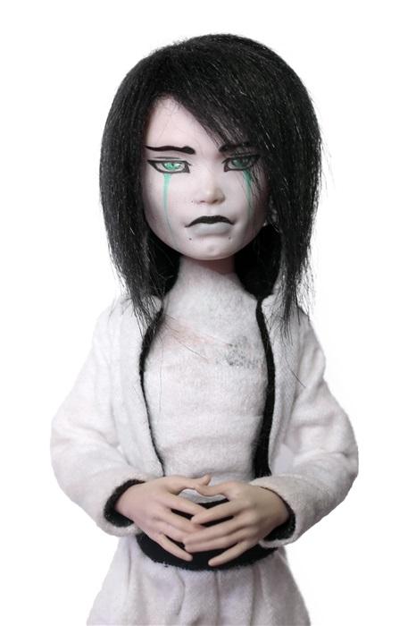 Кукла Shiro-san