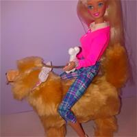 Barbie and Ginger