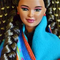 Peruvian Barbie 1999