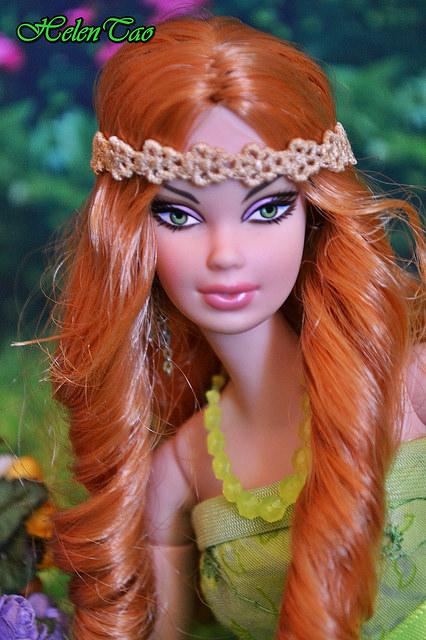 Кукла Chelsey Green