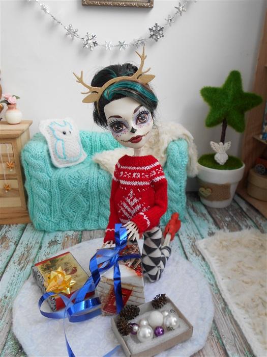 Кукла Сальма
