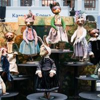 Искусство куклы 2018. Часть 2