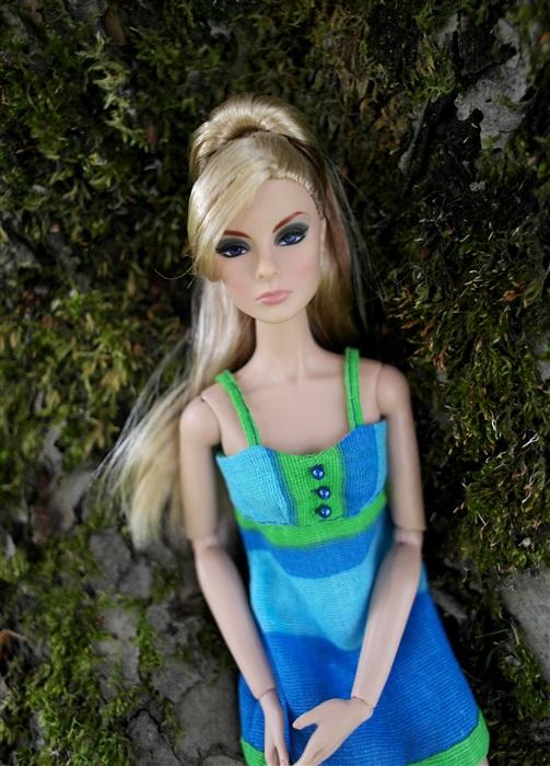 Кукла Evangeline