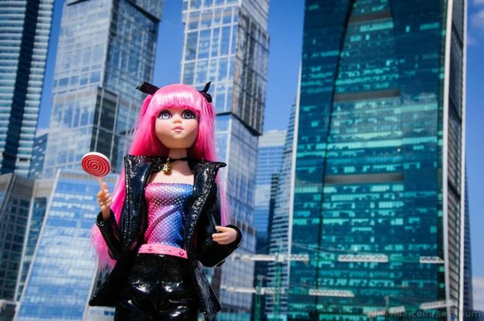 Кукла Цисси