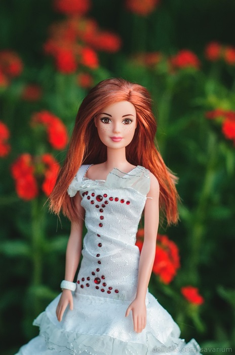 Кукла Рыжая