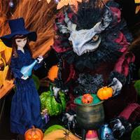 Встреча на Хэллоуин