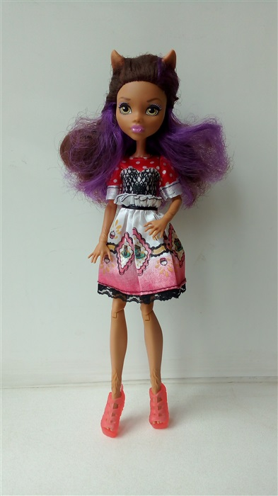 Кукла Мурка=^-^=