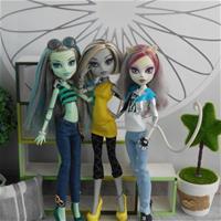 Фредди, Райли и Николь