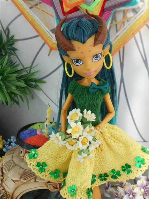 Кукла Дереза Коза