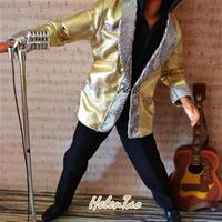 Barbie Loves Elvis Gift Set 1996 Ken Doll