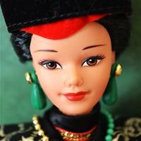 Barbie Great Eras Chinese Empress 1996
