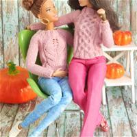 Осенне-розовый беспредел