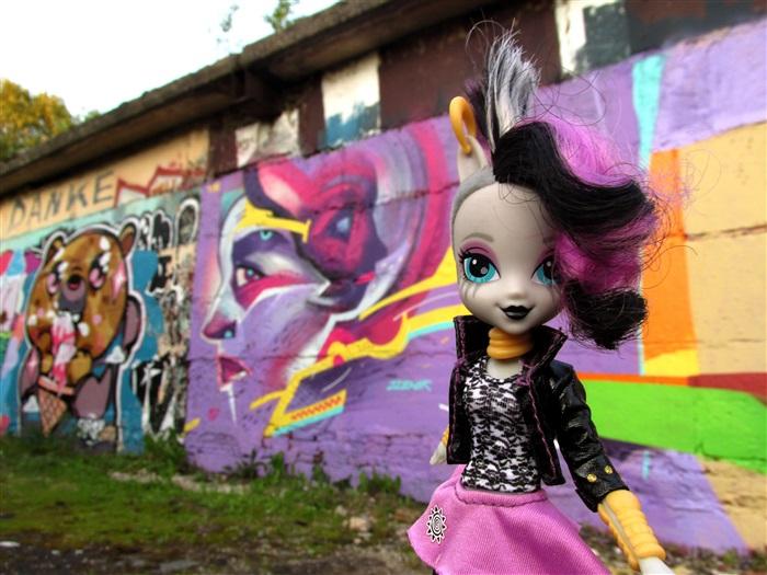 Кукла Зекора
