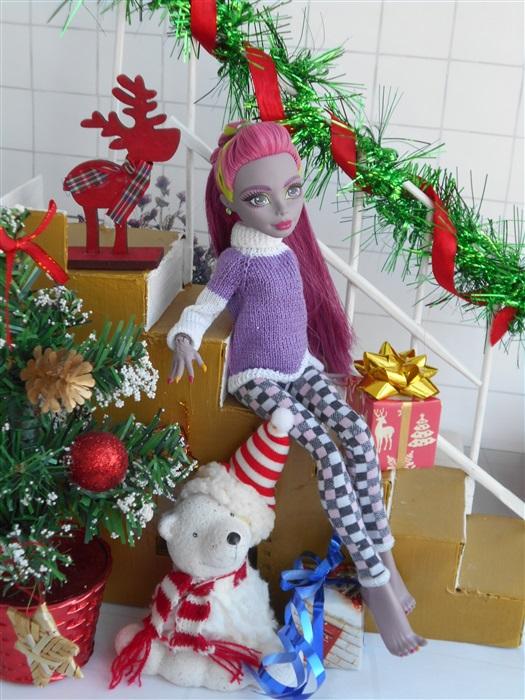 Кукла Дипика Марисоль