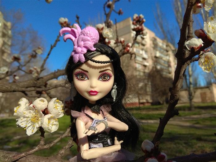 Кукла Анриетта