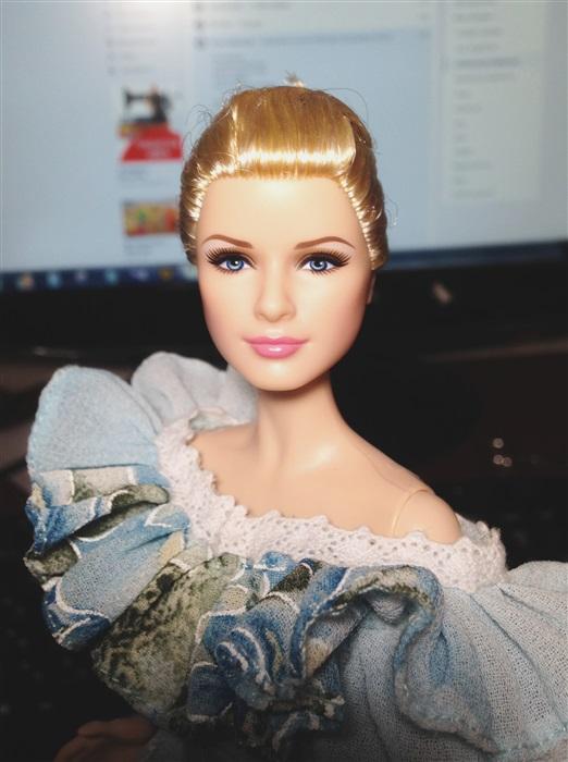 Кукла Патриция Хэмптон