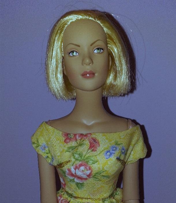 Кукла Tyler Saucy Career